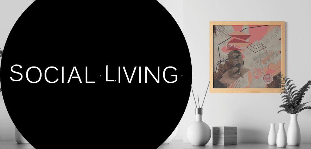 Social Living- Website Banner 8