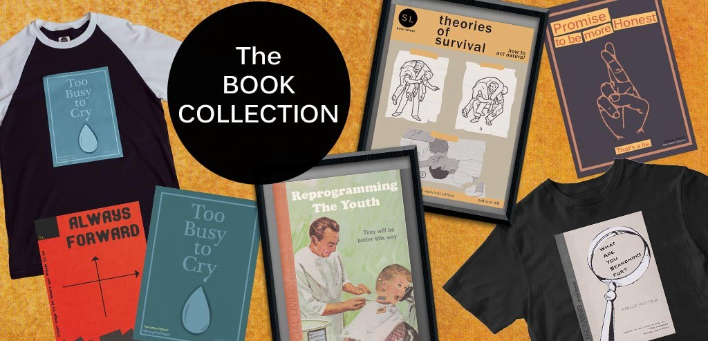 Social Living- The Book Collection